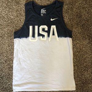 Nike USA Tank